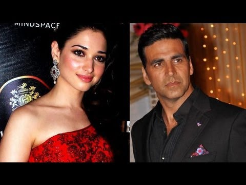 Tamanna's 'Masala' Entertainer Movie With Akshay Kumar !