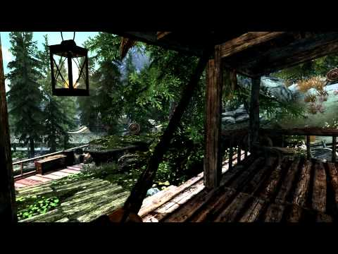 Skyrim Mod Reviews: Hunters Cabin HD