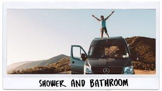 Van Life: Showering and Using The Bathroom