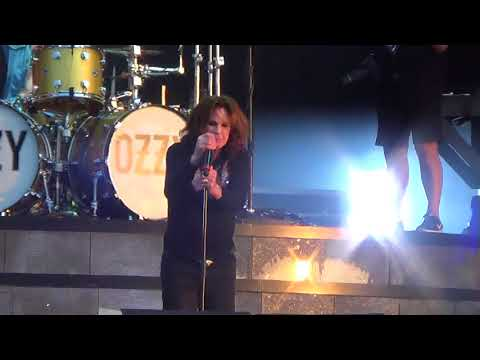 Ozzy Osbourne -Bark At The Moon live at Download Festival 2018 thumbnail