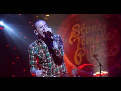 Stone Temple Pilots (w / Chester Bennington) - Hard Rock Live (Full Show) HD
