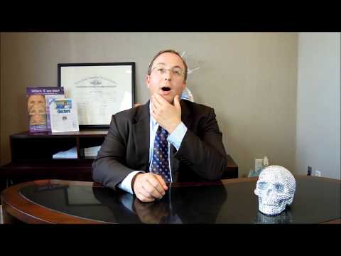 Mandible Jaw Contouring Surgery Video | Dr. Jeffrey Spiegel