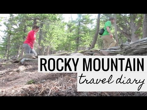 Adventure in Colorado: Backpacking Rocky Mountain National Park