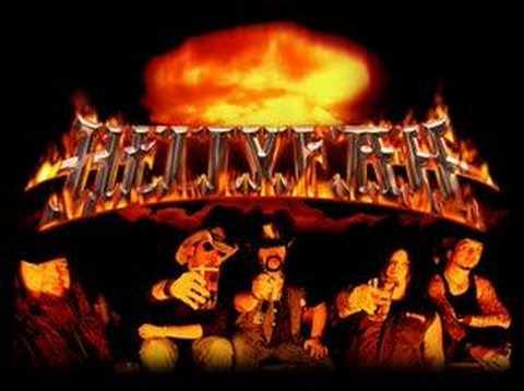Hellyeah - Waging War