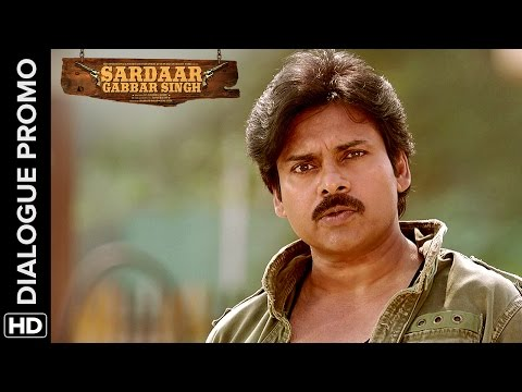 Pawan Kalyan Is A Real Fighter | Sardaar Gabbar Singh | Hindi Dialogue Promos