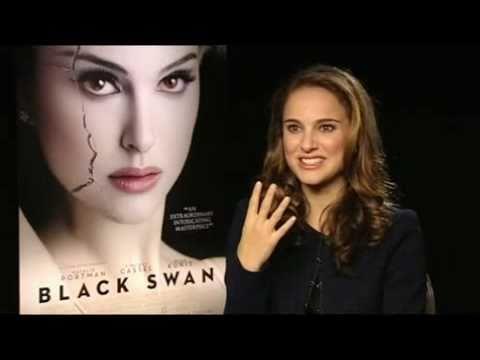 Natalie Portman Black Swan Interview Black Swan Video Interview