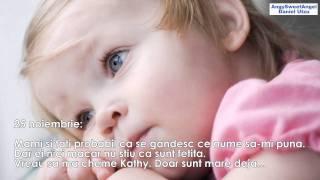 Foarte trist: Jurnalul unui copil nenascut