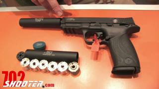 Gemtech Outback IID at 2011 SHOT Show