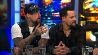 Joel & Benji Madden LIVE Australian Tv Interview 26-9-2914