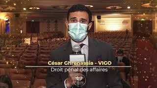Palmarès du Droit 2021   Vigo   Droit pénal des affaires