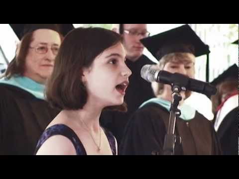 2012 Graduation Ceremony at Tunxis Community College - Part I Welcome/Guest Speakers