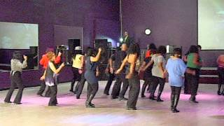 YOU Line Dance (You Stop My Heart, Melonie Fiona)