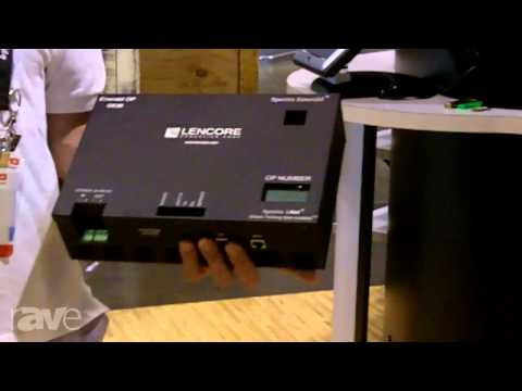 InfoComm 2013: Lencore Launches New Products