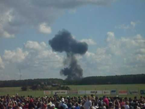 Katastrofa Lotnicza Na Air Show W Radomiu 2009