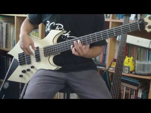 System of a Down - Toxicity (Bass Cover)