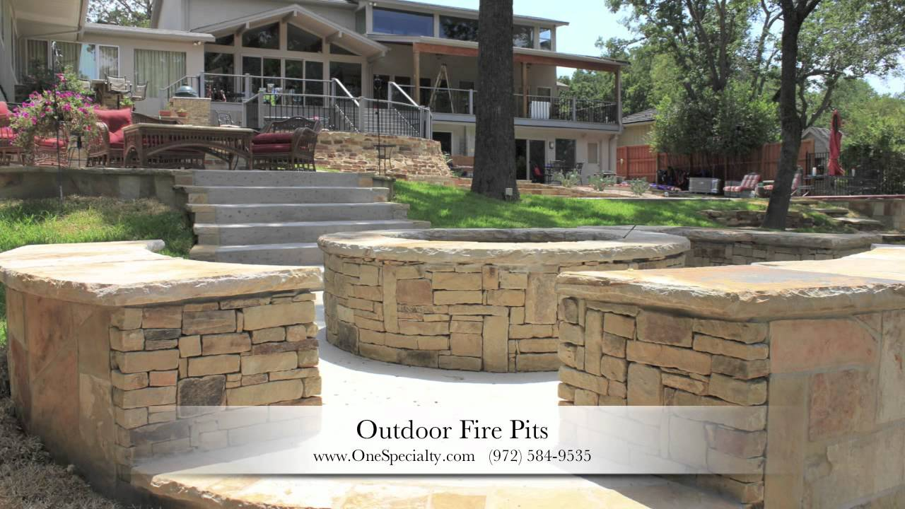 Outdoor kitchens designs dallas youtube for Dallas outdoor kitchen designs