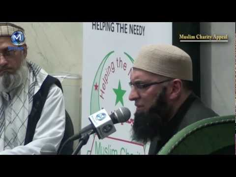 Mera Dil Badal De by Junaid Jamshed Urdu Nasheed London 16-11...