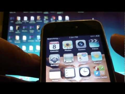 UNLOCK (desbloquea) tu iPhone de AT&T