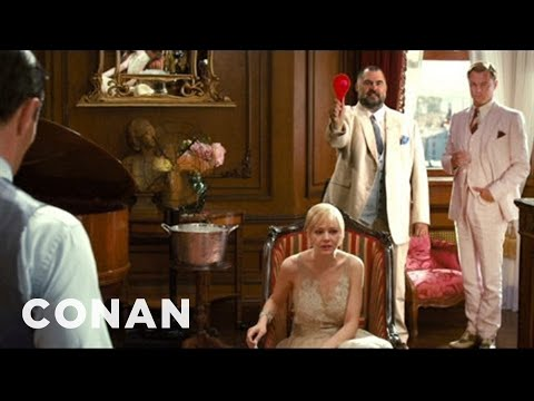 &quot;The Great Gatsby&quot; 3D Scenes Are A Little Much