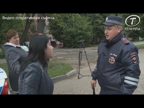 Полицейскими задержана женщина, оказавшая сопротивление сотрудникам полиции