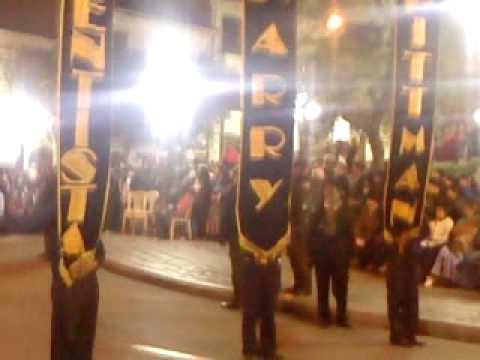 colegio harry pittman (desfile de teas 2010) La Paz