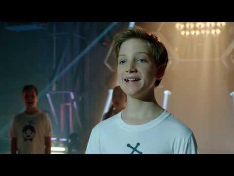 István, a király iskolába megy... verseny promóciós klip.