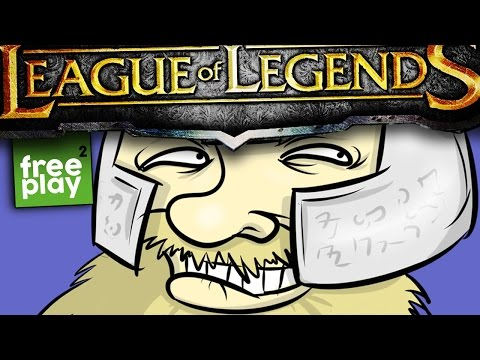 DER KANN ÄXTE UND SO! - League of Legends ARAM feat. m0erser