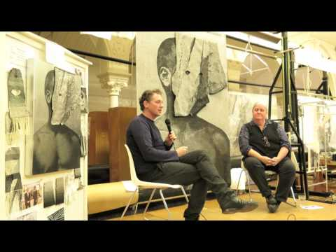 The making of Catching Breath - Brook Andrew & Chris Cochius in Conversation