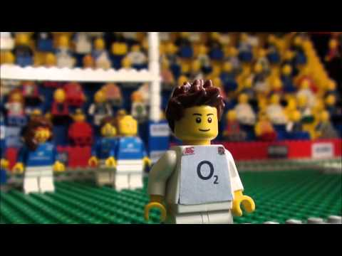 Six Nations 2013 in LEGO