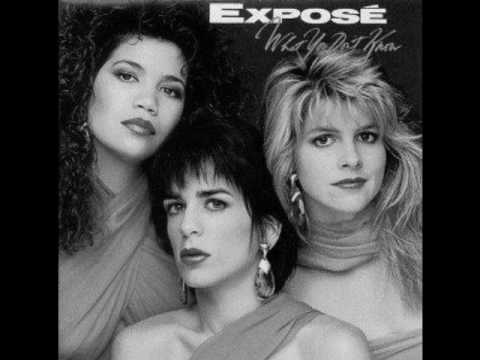 Expose - End Of The World