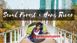Seoul Forest and Hans River