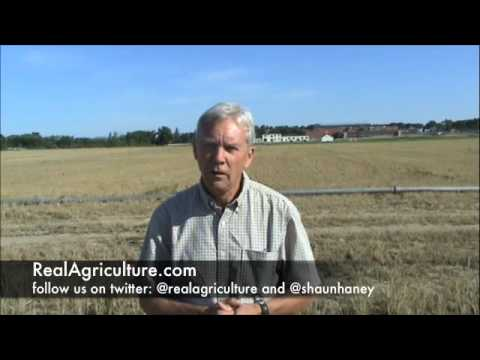Ross McKenzie - Affect of Modern Farming on the Soil