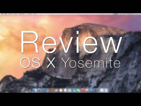 Review OS X Yosemite Español