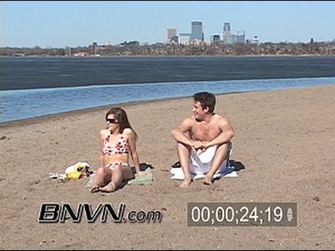 3/26/2007 Warm weather footage, global warming stock footage