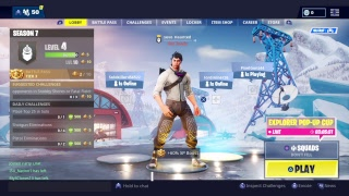 Fortnite challenges and fun!