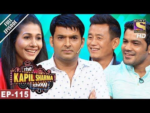 The Kapil Sharma Show - दी कपिल शर्मा शो - Ep - 115 - Night of the Champions - 24th June, 2017 thumbnail