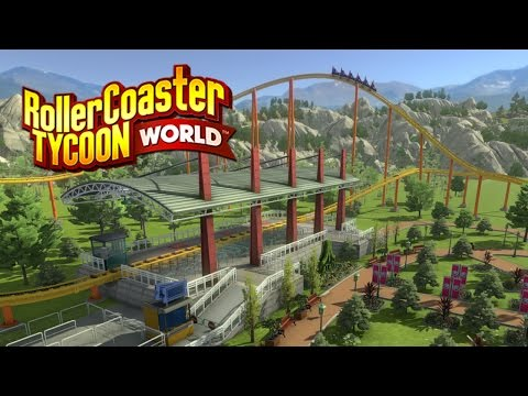 RollerCoaster Tycoon World News | FAQ Page Added (Production Blog #20)