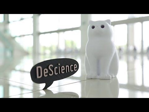 DeScience : Printer ทะลุมิติ (21 มิถุนายน 2557)