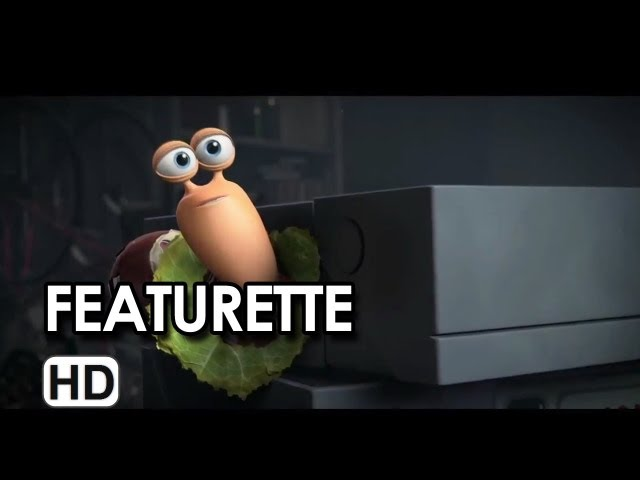 Turbo Official Featurette - Shell On Wheels (2013) - Ryan Reynolds Movie HD