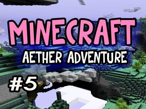 Minecraft: Aether Adventures w/Nova: Ep.5 Triple WHAMMY