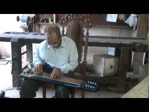 Cem Ovelhas-joaquim Santana-guitarra Havaiana video