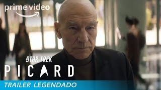 Star Trek: Picard • Trailer Legendado