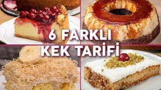 """""""Daha Önce Kek Yememişim"""" Dedirtecek 6 Farklı Kek Tarifi - Kek Tarifleri   Yemek.com"""