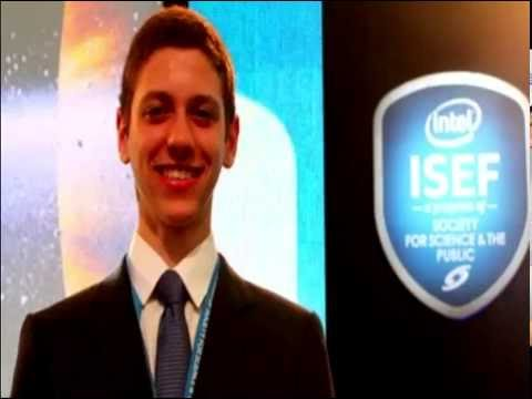 Peru News: Peruvian wins third place at World Science Fair