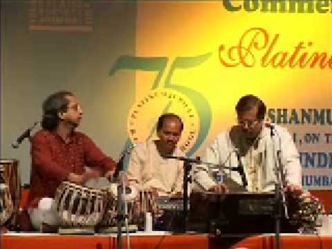 Pandit Ajay Chakrabarty -  Shyama Sangeet video