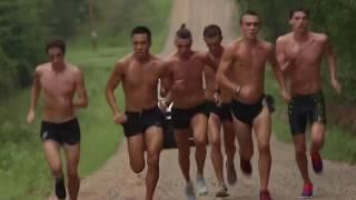 Oklahoma men do 12 miles of hills on Thunder Road