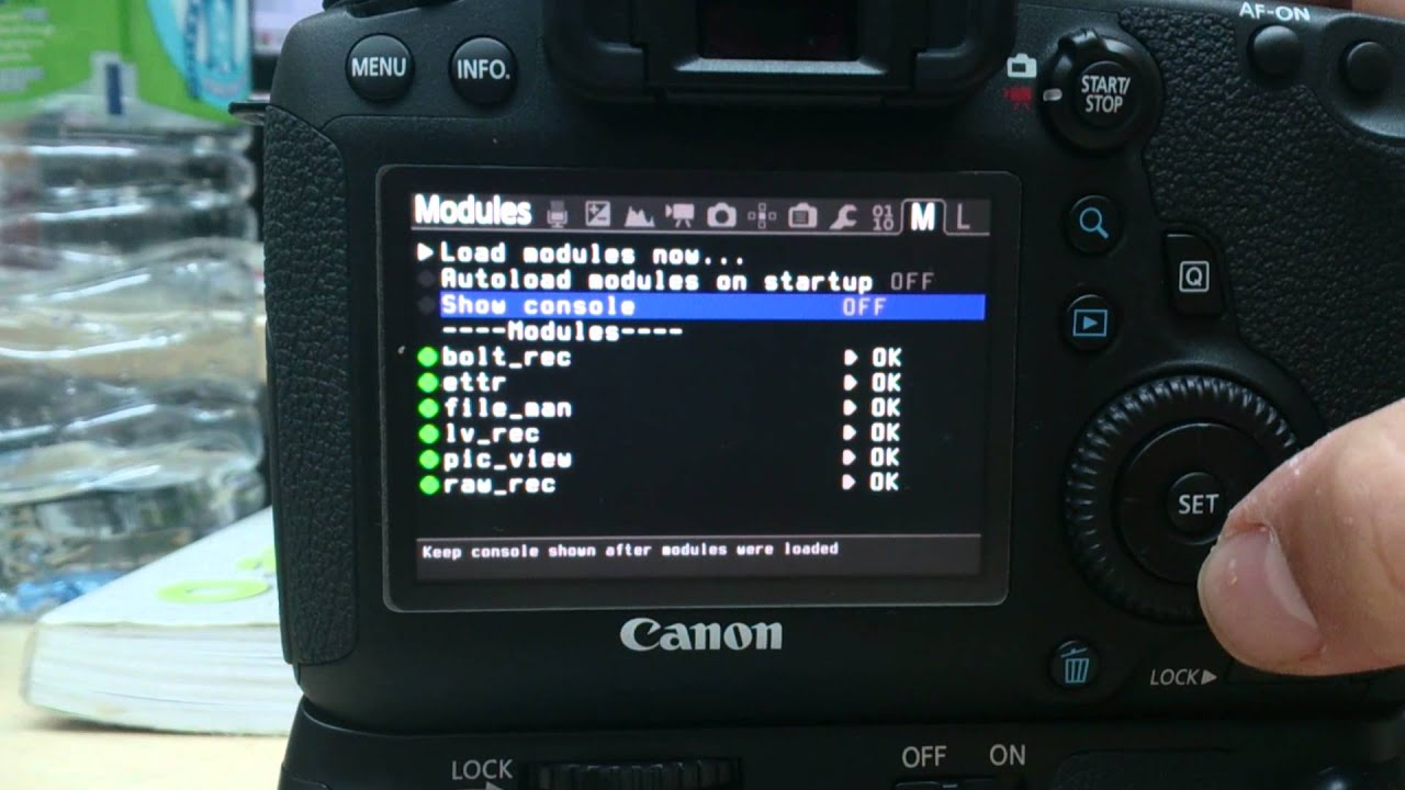 Canon Eos 6d With Magic