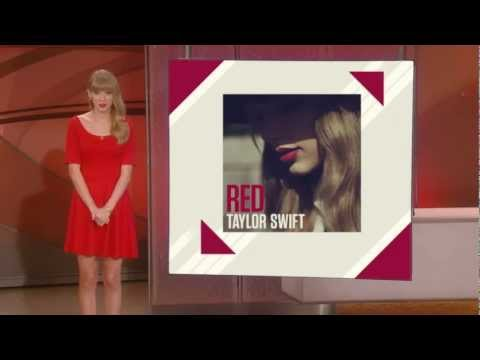 Taylor Swift's RED Tour Announcement!