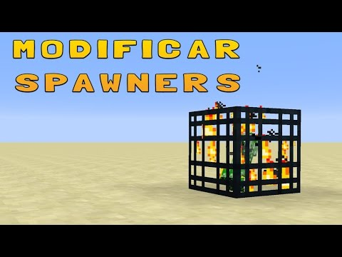 MODIFICAR SPAWNERS | Tutorial Básico