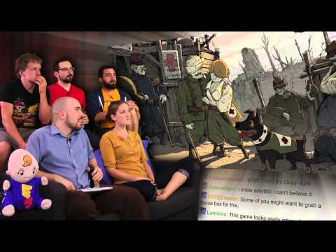 Valiant Hearts Cinematic Trailer! - E3 2014 is AWESOME! - Part 51
